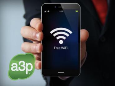 Wi-Fi GRATIS a cambio de tirar la basura en su lugar