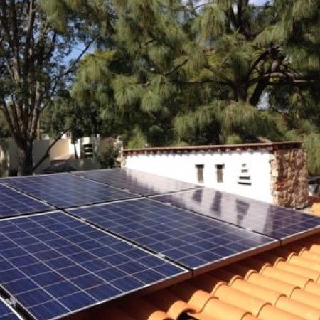 Venta he instalaci�n de paneles solares